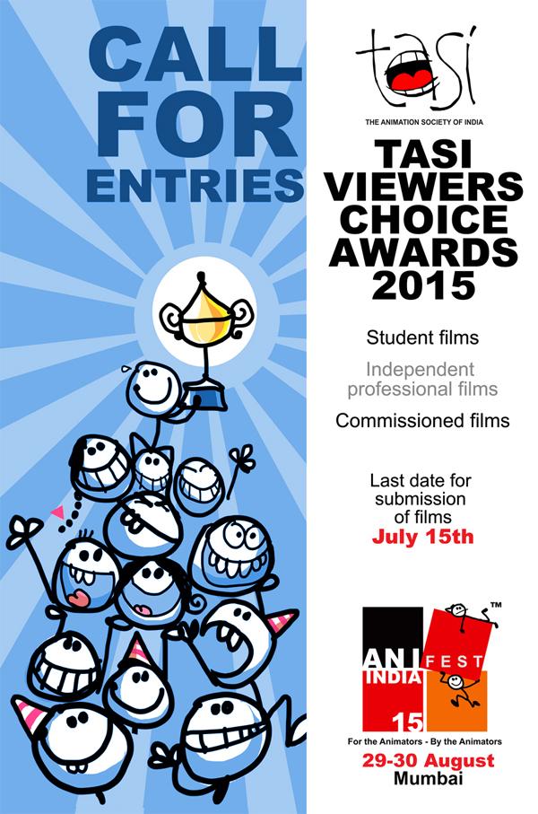 TVCA 2015 - Call for Entries Announced
