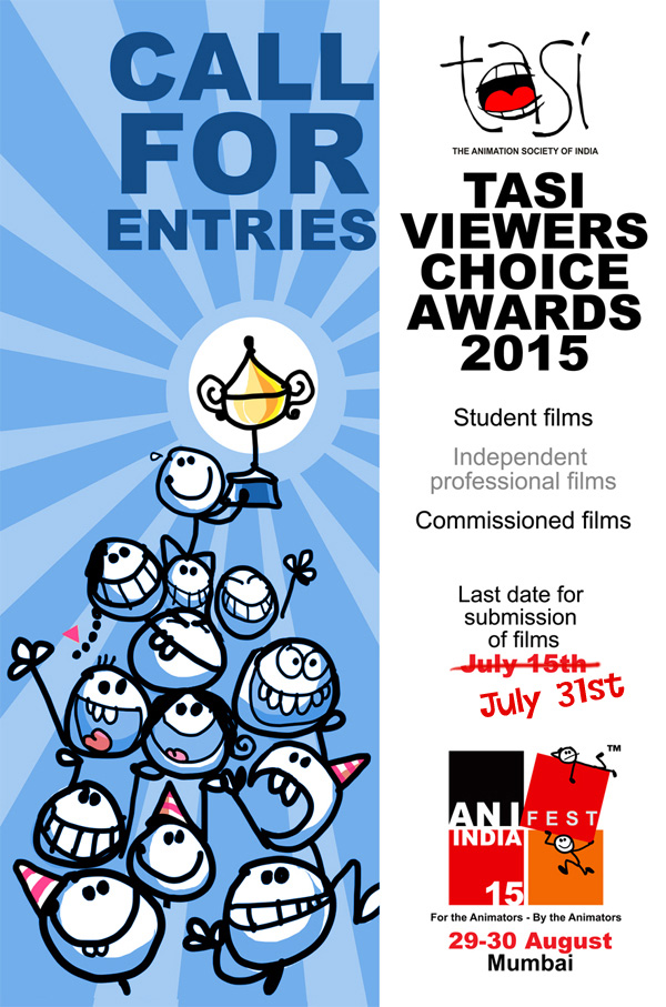 TVCA 2015 - Submissions Closed
