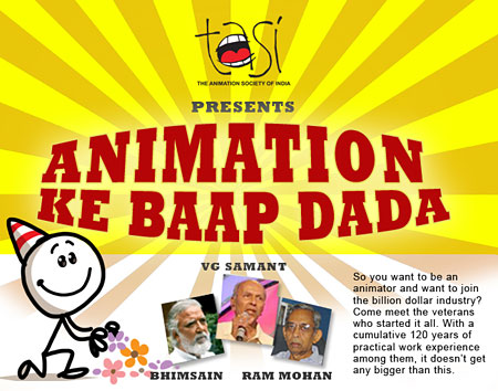 Animation Ke Baap Dada