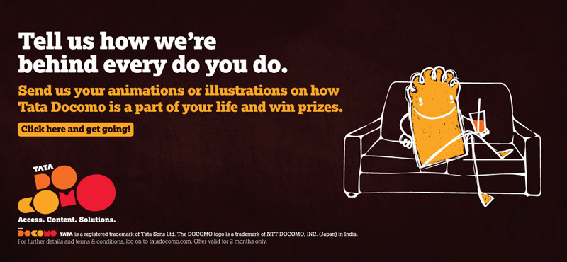 TATA DOCOMO - What's Your Story - Contest